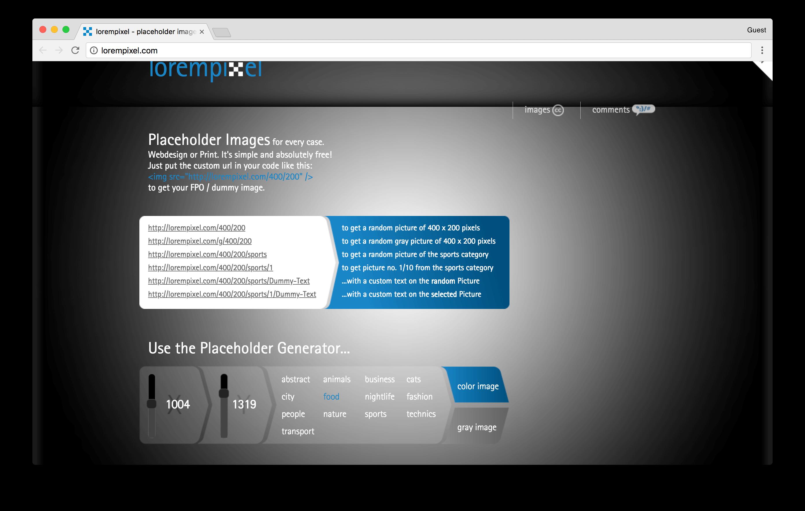 lorempixel.com