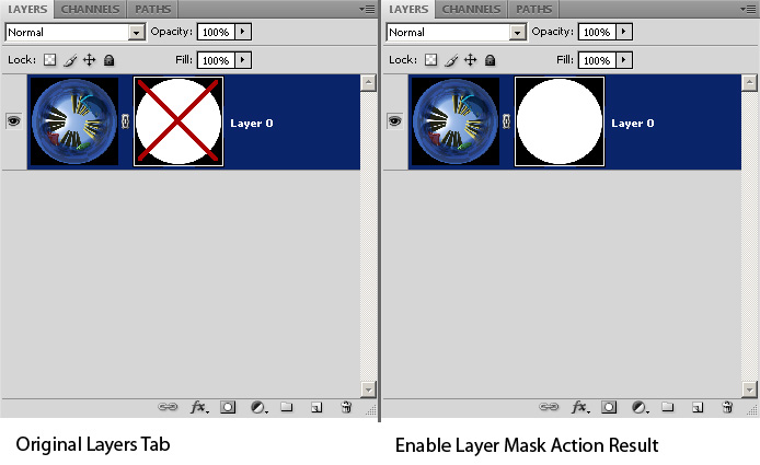Enable Layer Mask Example