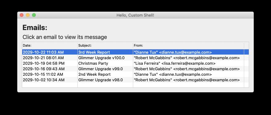 Glimmer DSL for SWT Hello Custom Shell