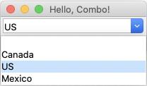 glimmer dsl tk screenshot sample hello combo dropdown