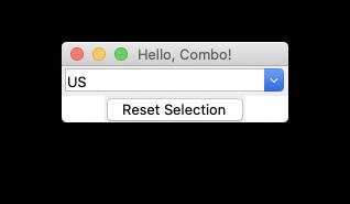 glimmer dsl tk screenshot sample hello combo