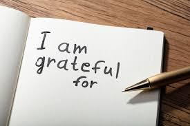 Gratefulness diary