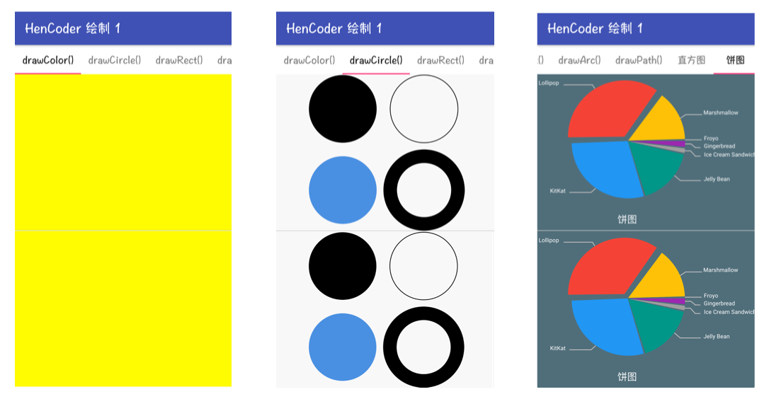 Android 开发进阶 UI 部分 1-1:绘制基础