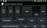 android-flowlayout