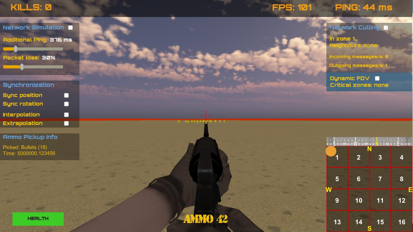 Player UI