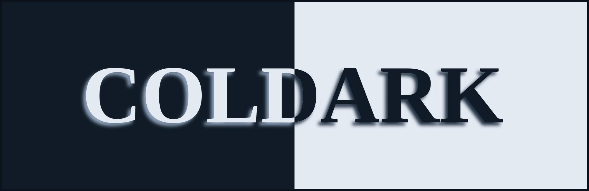 Coldark Banner