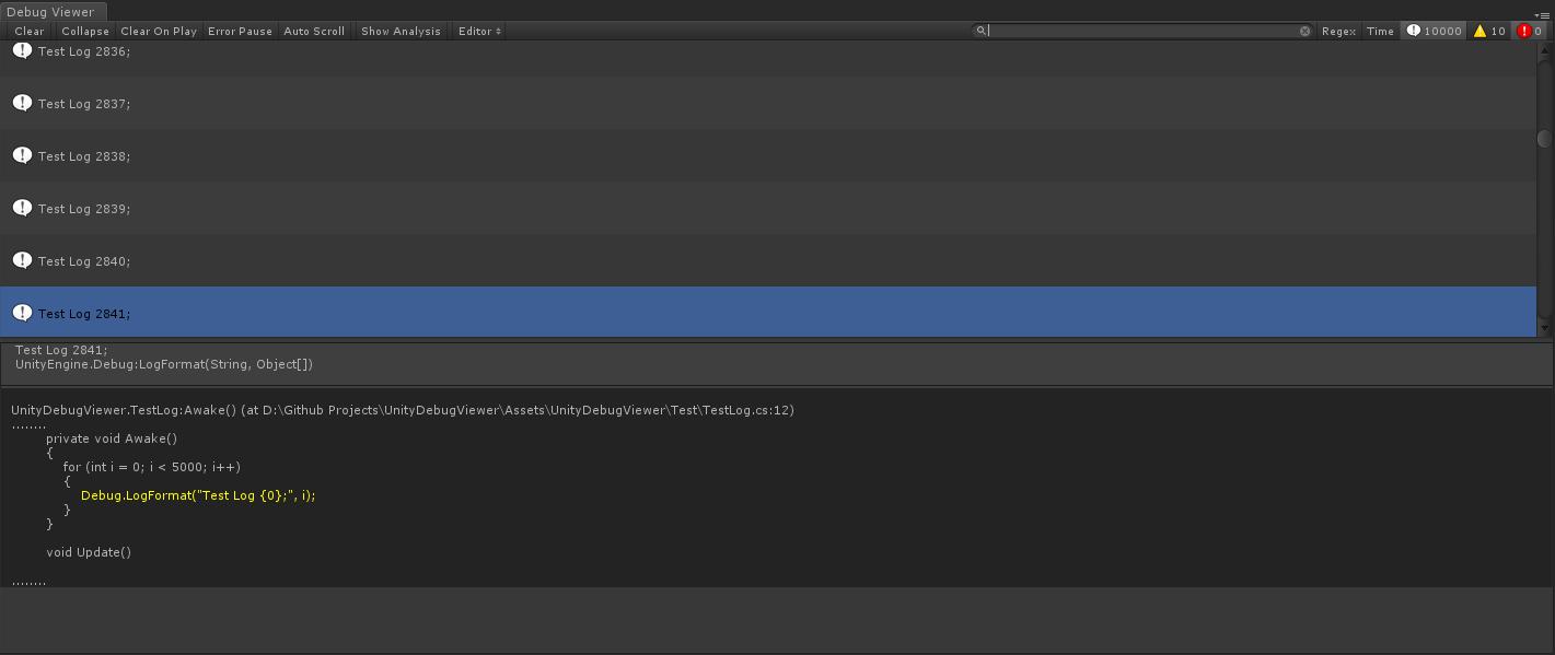 Editor Mode