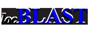 locBLAST Logo