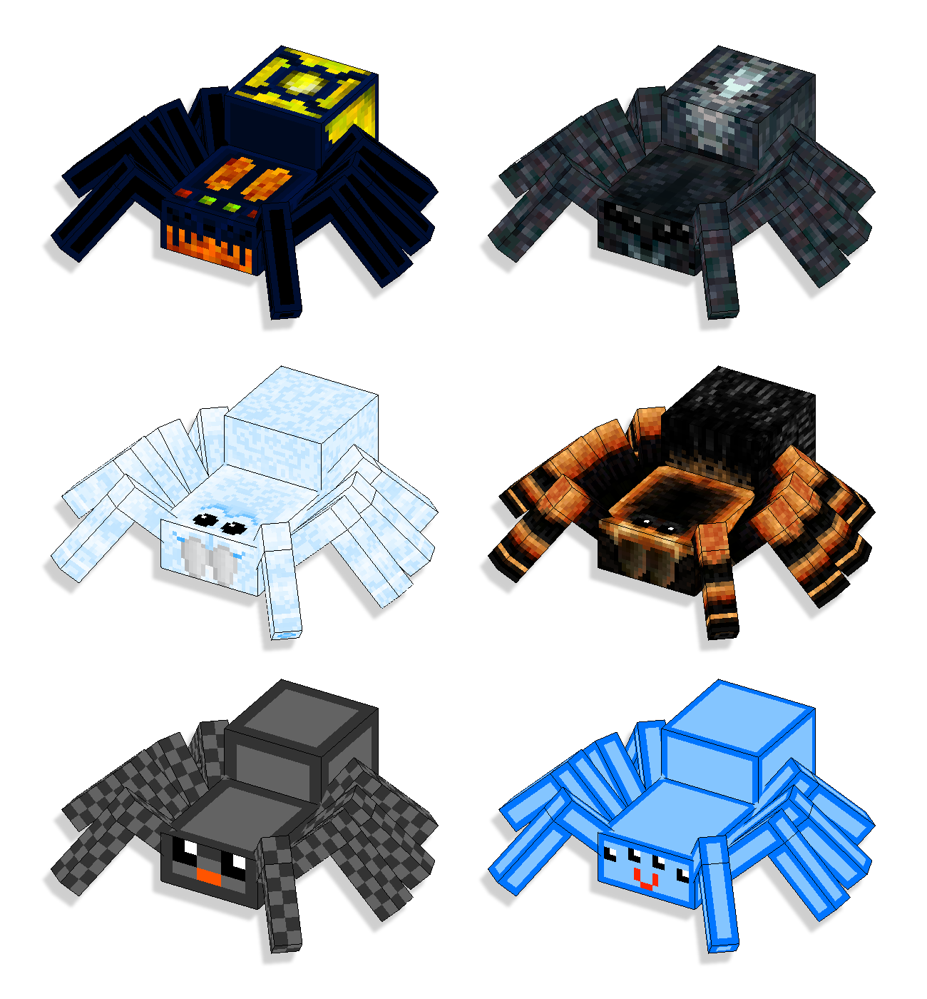 Image Spider mob