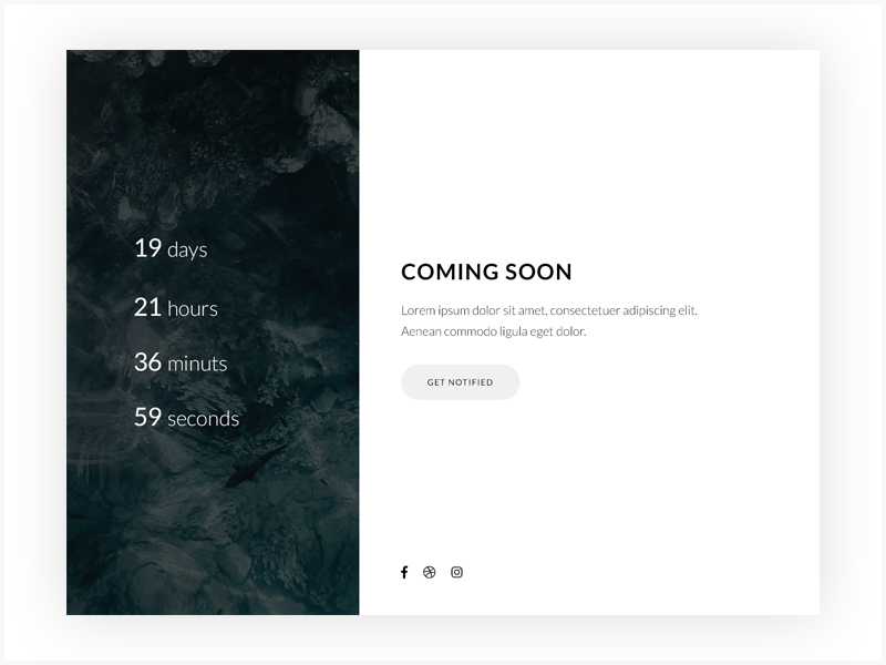 https://dribbble.com/shots/5188890-Modern-Coming-Soon-Template