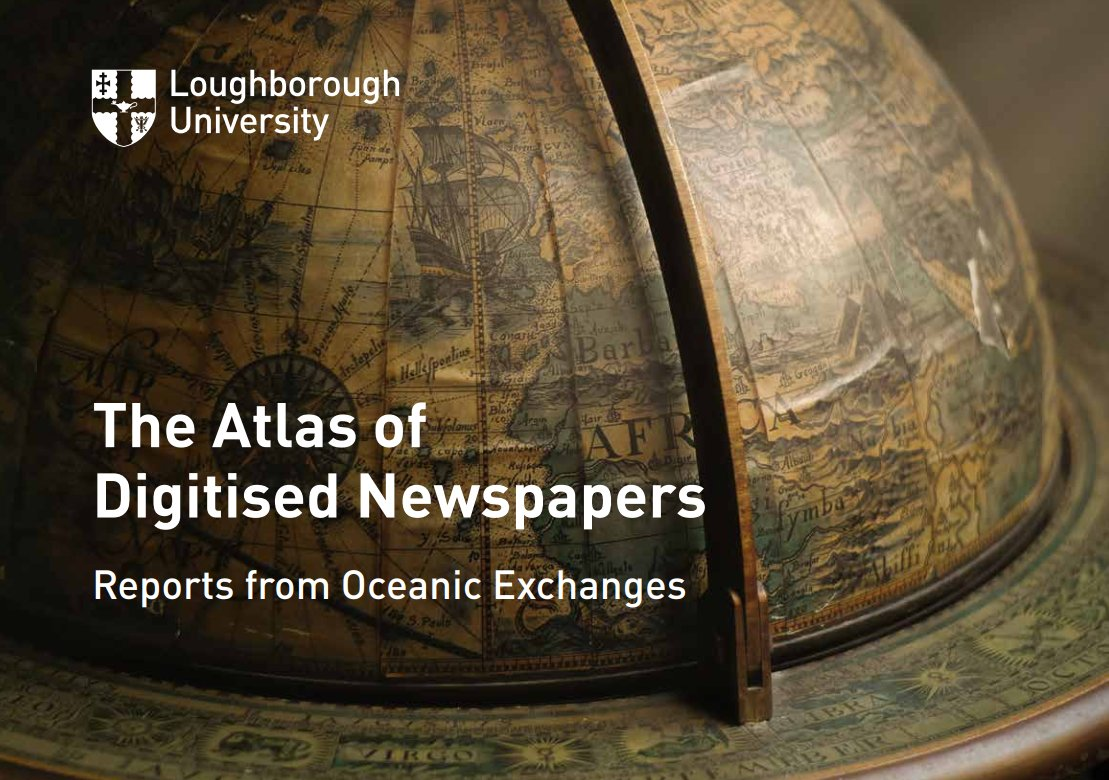 Exploring the Atlas of Digitised Newspapers and Metadata Workshop Closing Plenary