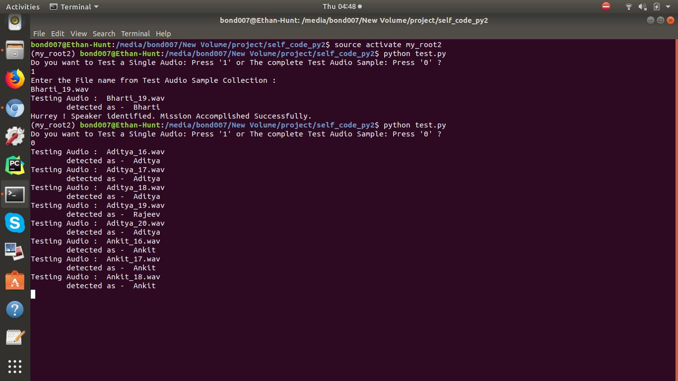 GitHub - Atul-Anand-Jha/Speaker-Identification-Python