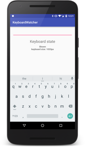 AndroidKeyboardWatcher