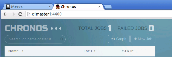 Image of Chronos UI