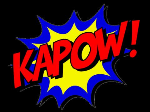 Kapow! Logo