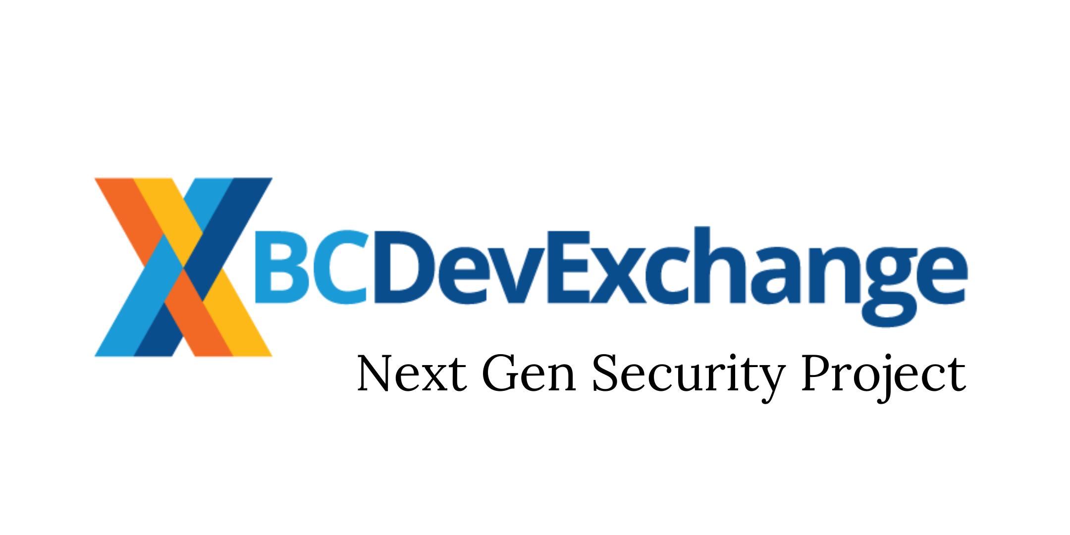 BCDevExchange