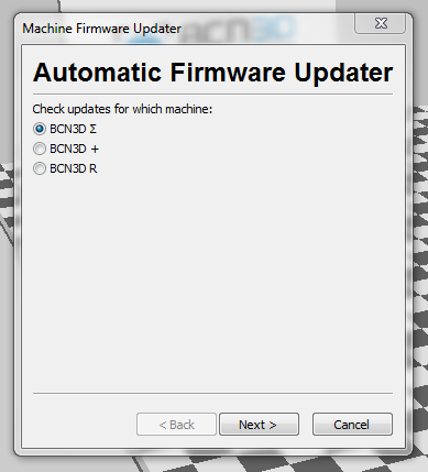 Automatic Firmware updater