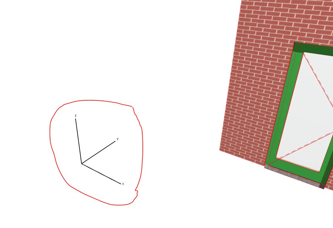 nulpunt in 3D