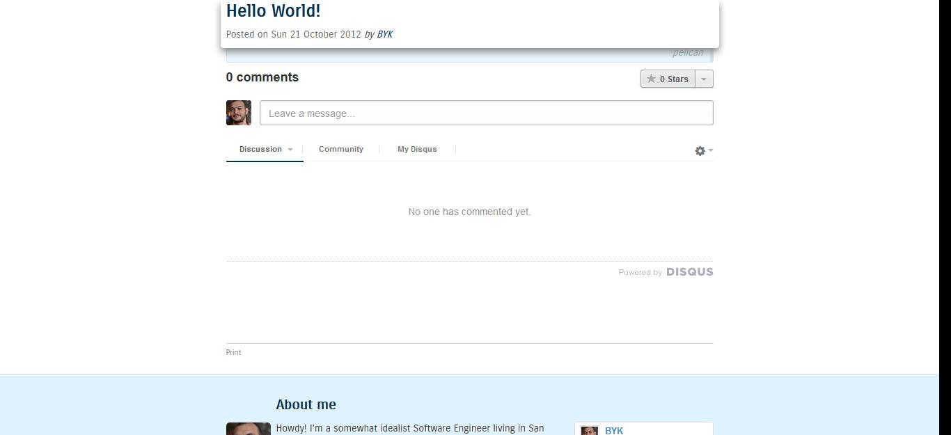 index screenshot