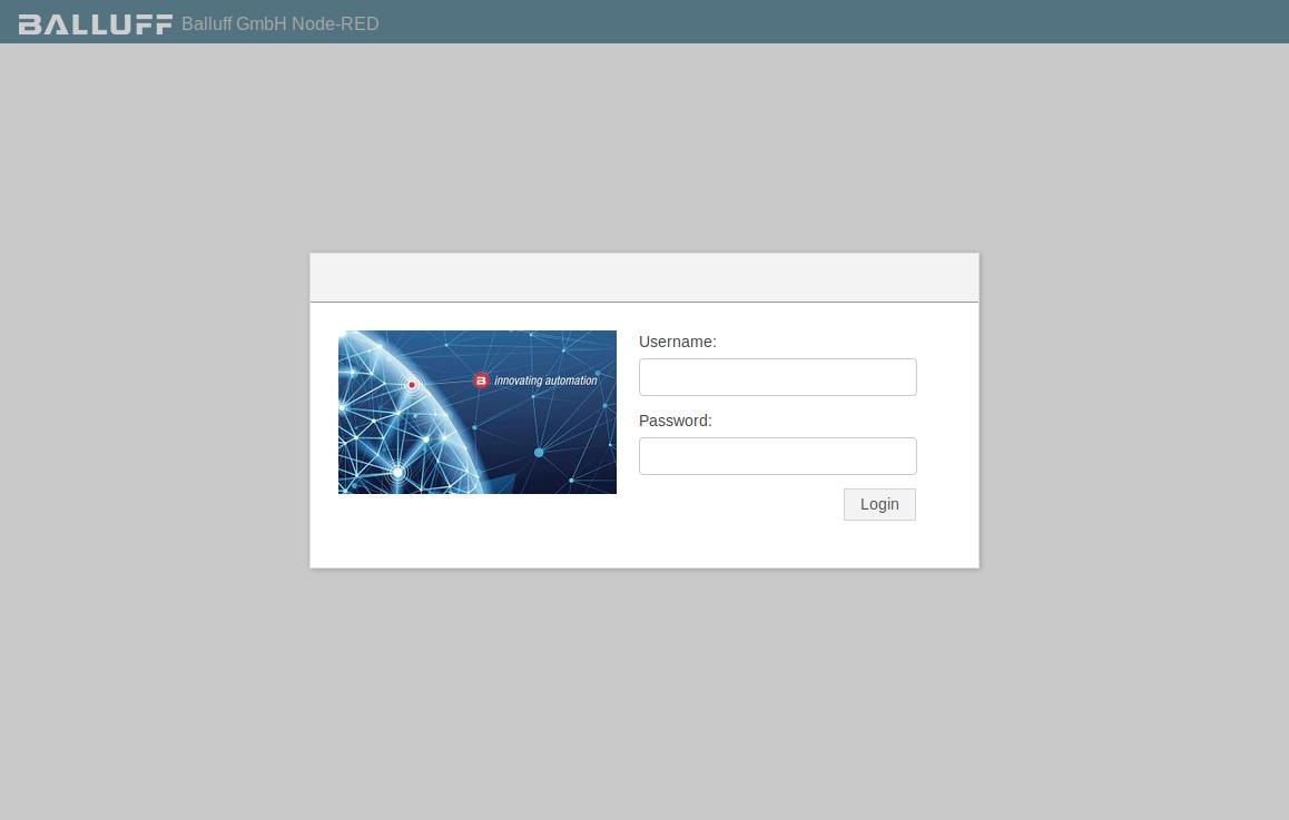 GitHub   Balluff/docker nodered Provides the Node RED application ...