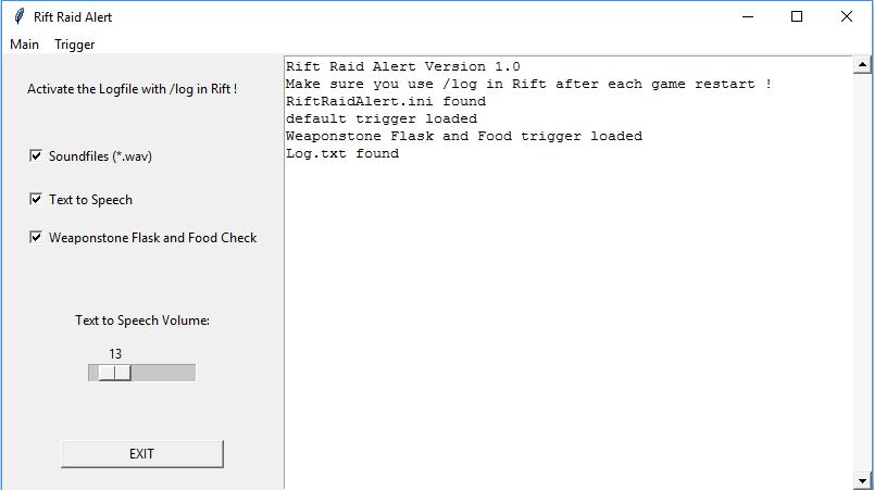 Rift Raid Alert