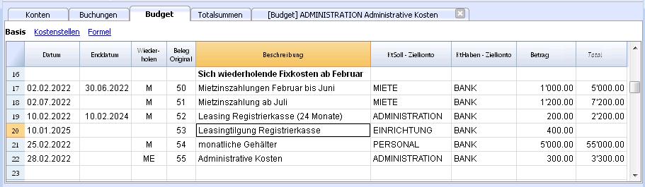 Deutsch   Banana Accounting Software