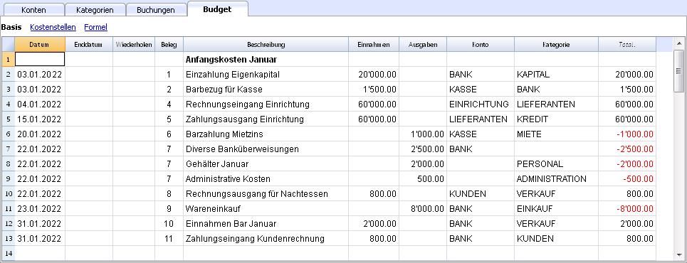 Banana.ch | Banana Accounting Software