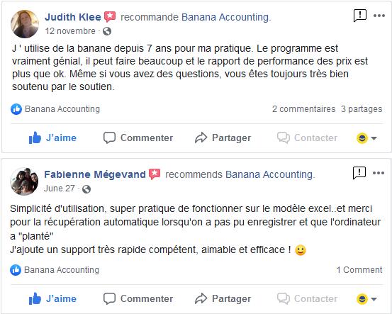 Testimonials en français