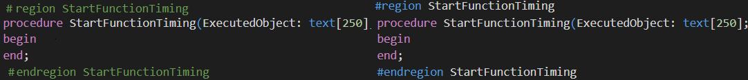 RegionColors