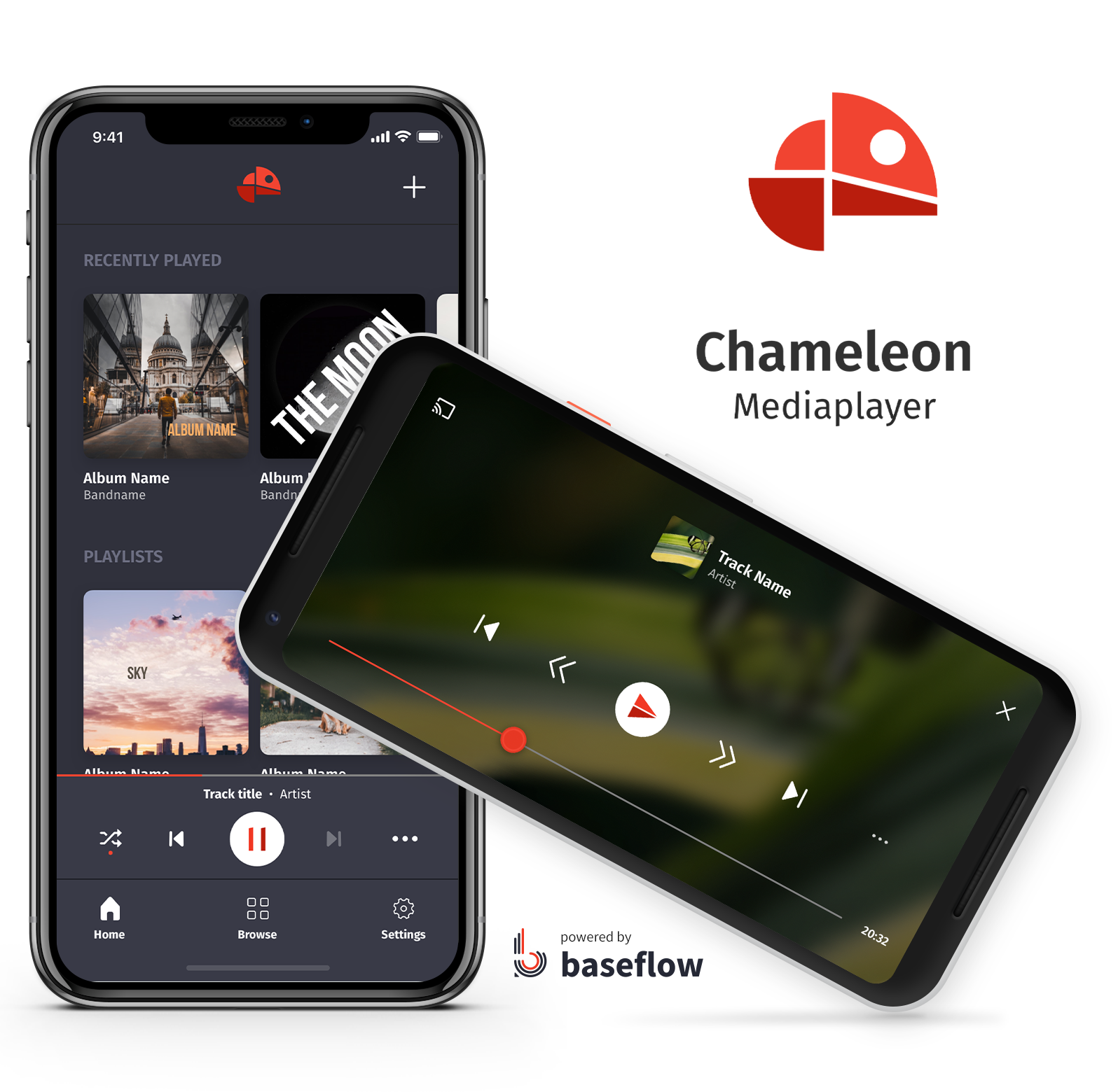 Chameleon App Screenshot