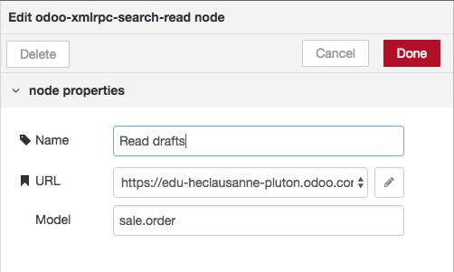 Third node