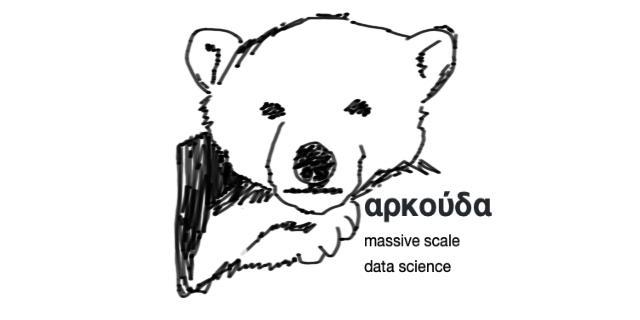 Arkouda logo