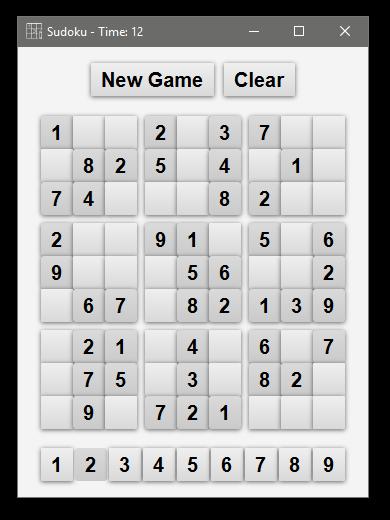 GitHub - BenJeau/JavaFX-Sudoku: Sudoku game with JavaFX