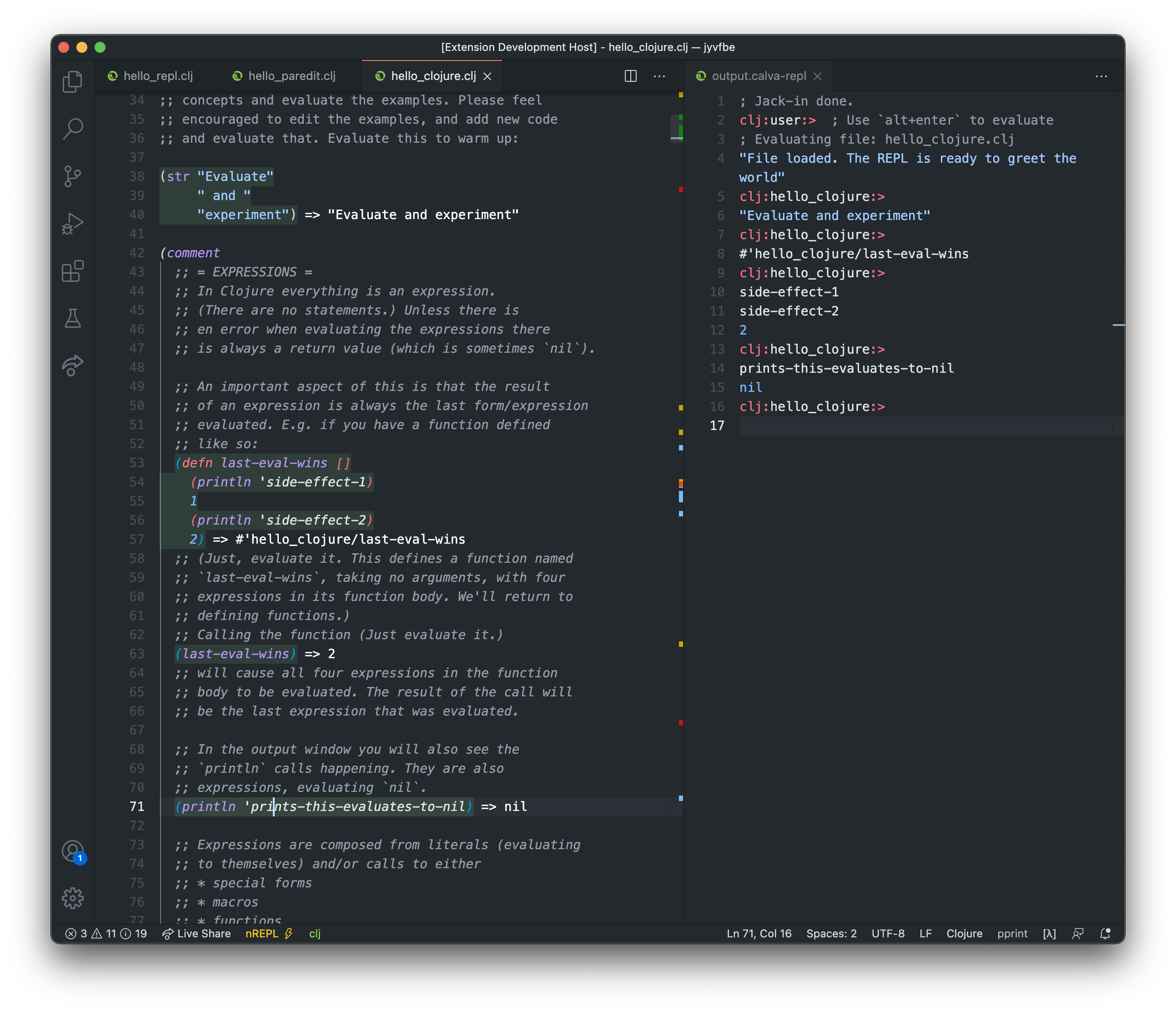 Get Started with Clojure