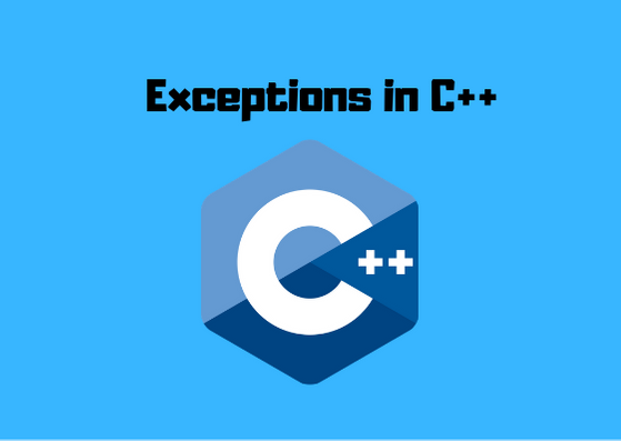 Exceptions in C++