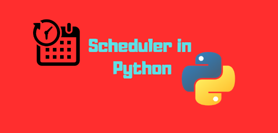 A Simple Scheduler in Python