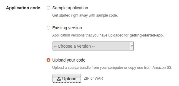 Upload You Code