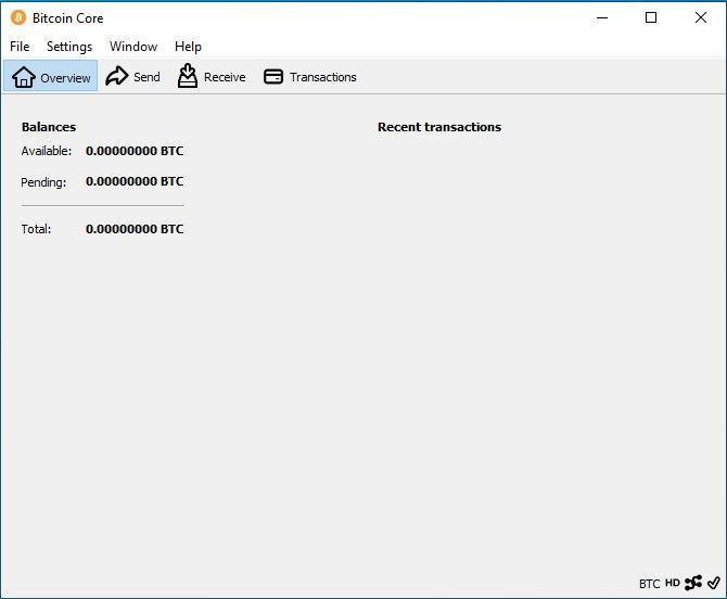 bitcoin core mac