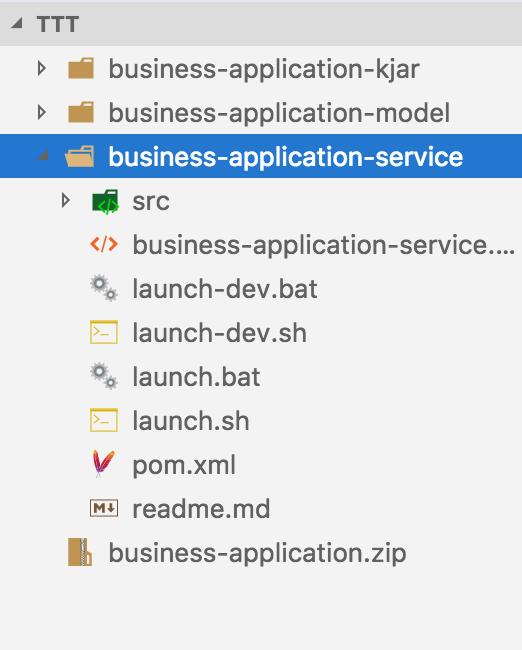 Generated App
