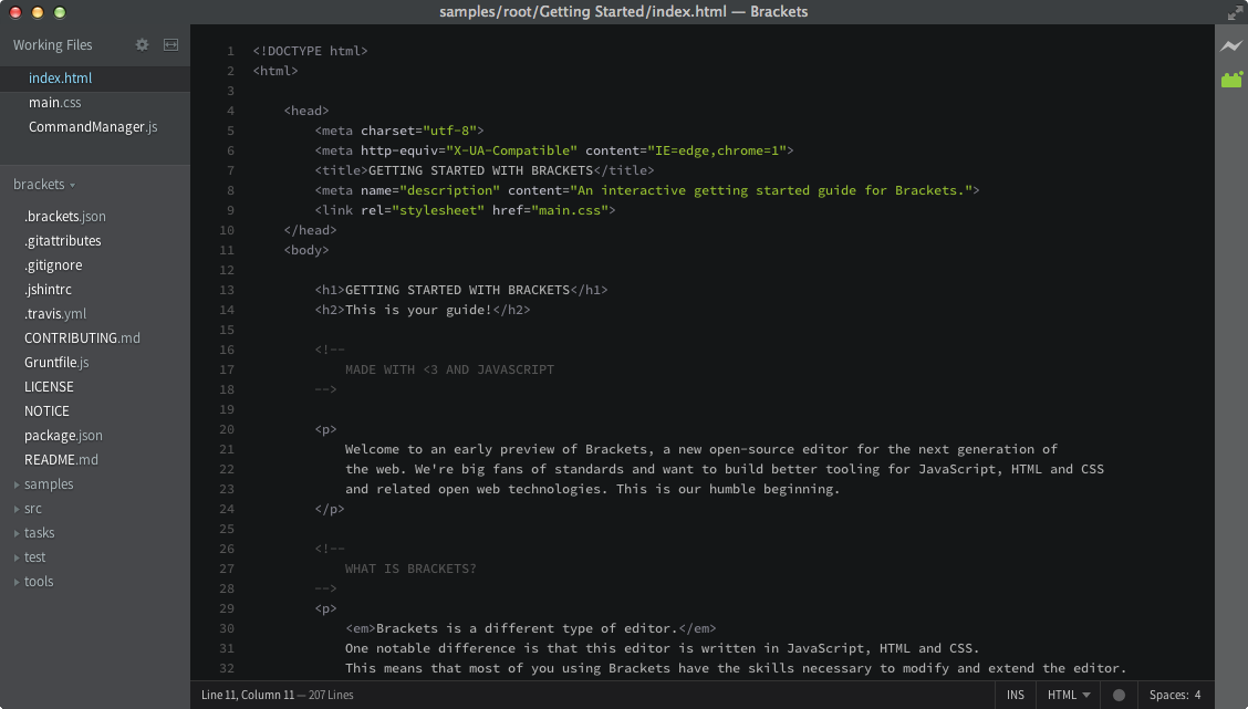 Brackets themes screenshot varz dark malvernweather Image collections
