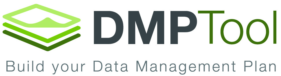 Logo: DMPTOOL Build your data management plan