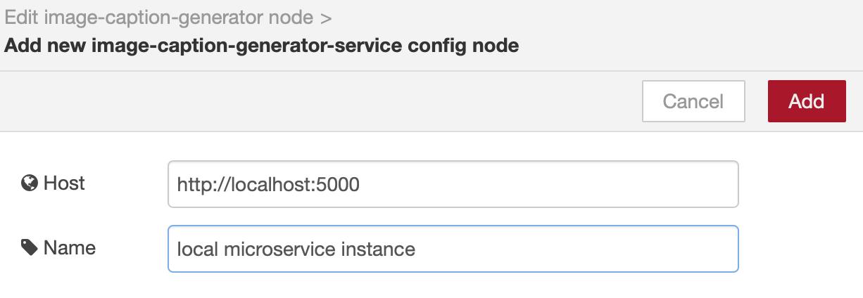 configure microservice connectivity