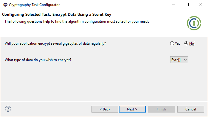 Questions for Encryption Task