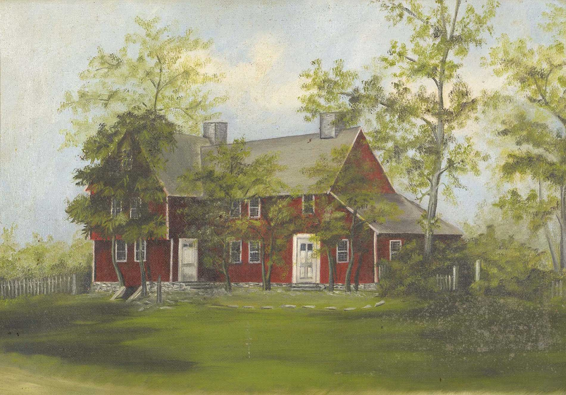 Avery House, Groton, Connecticut.