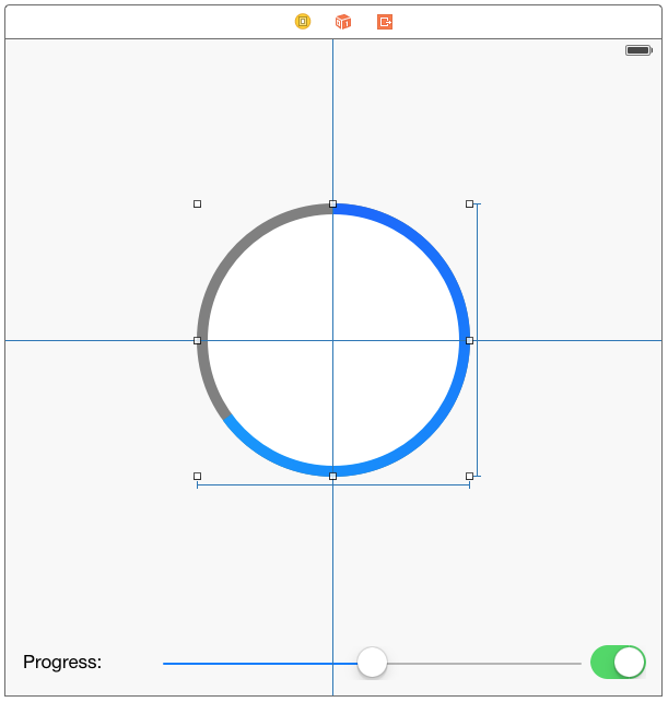 CircleProgressView on CocoaPods org