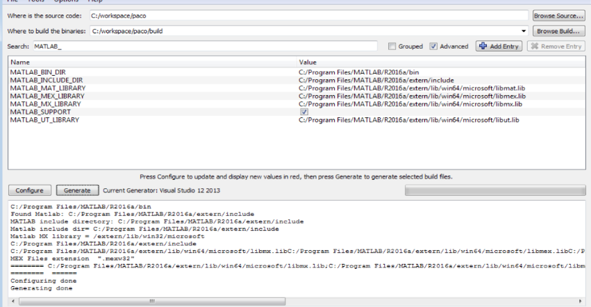 Configure Matlab To Build Mex Files