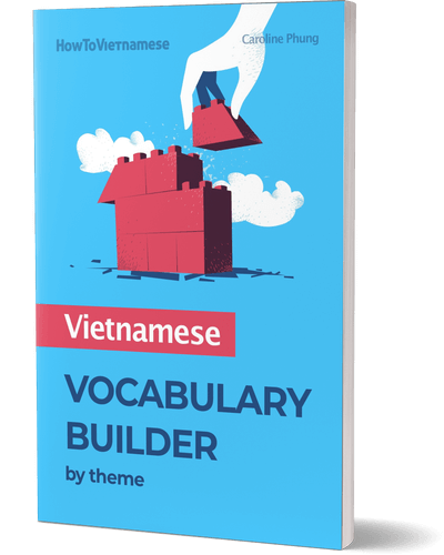 Vietnamese Vocabulary Builder by Theme