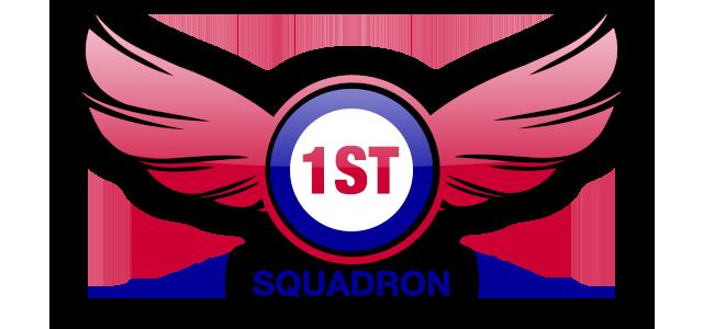 First Squadron Logo