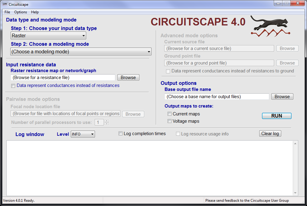 Documentation | Circuitscape