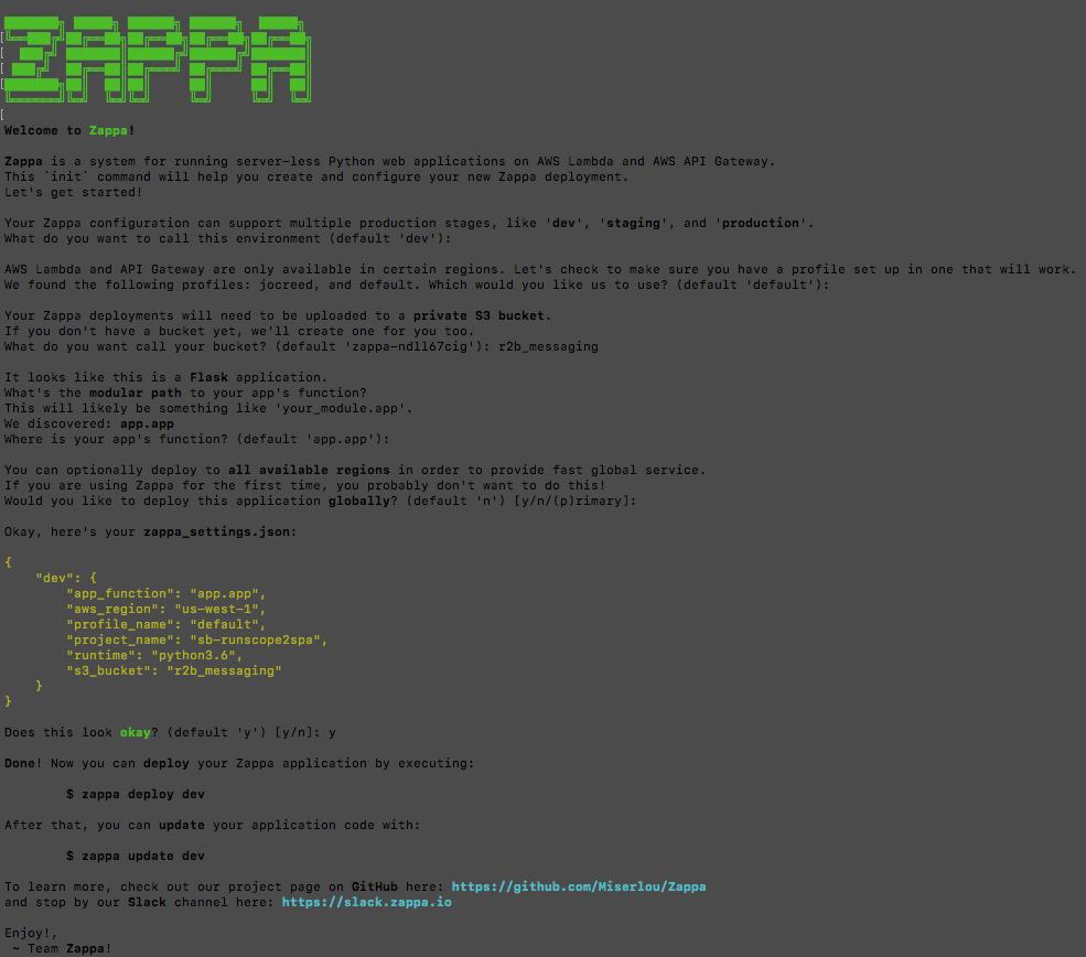 CiscoDevNet/SB_Runscope2Spark: Forwards Alert requests from